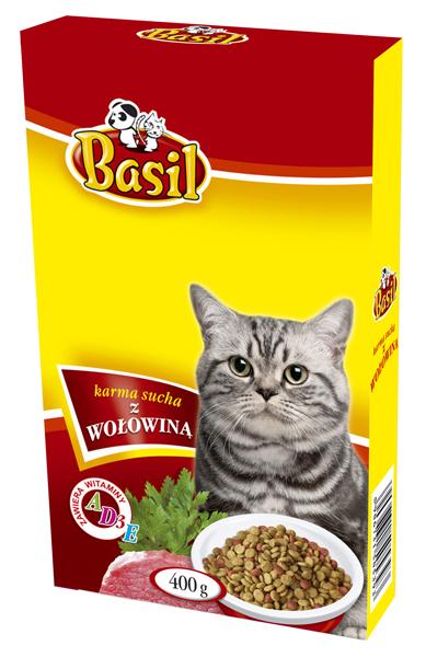 tanio karma dla kotów